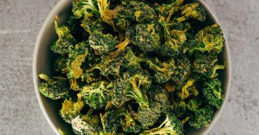 dehydrating broccoli