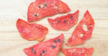 dehydrating watermelons
