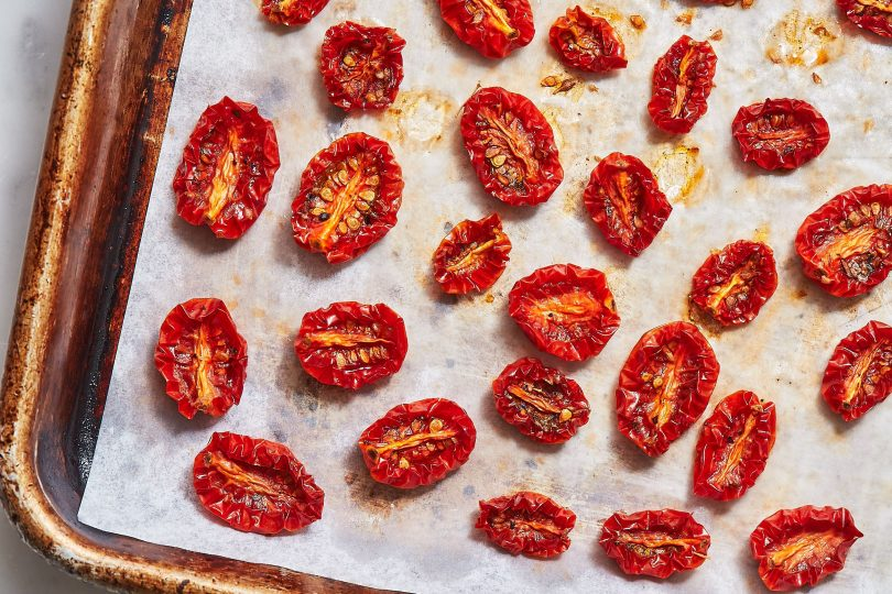 how to dehydrate tomatoes