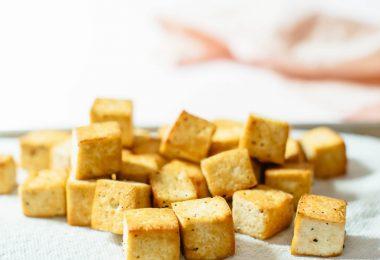 dehydrate tofu
