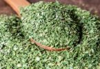health benefits of dried parsley