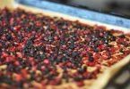 drying currants